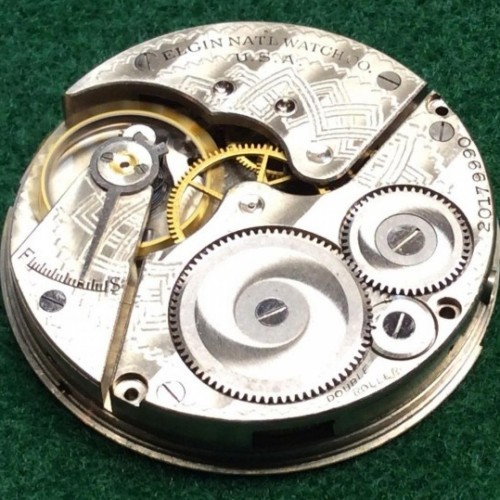 Image of Elgin 290 #20179990 Movement