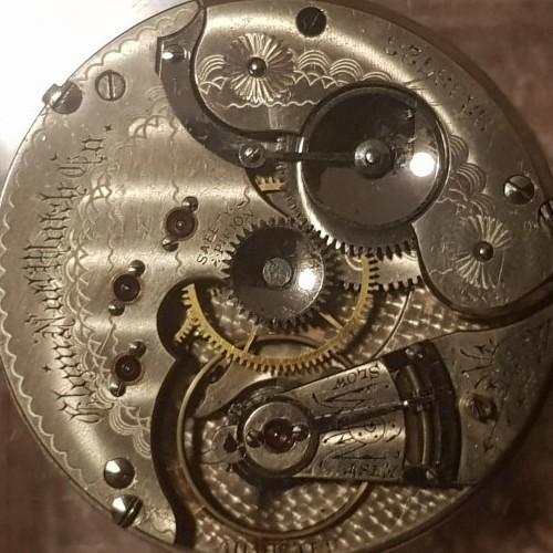 Elgin Grade 50 Pocket Watch Image