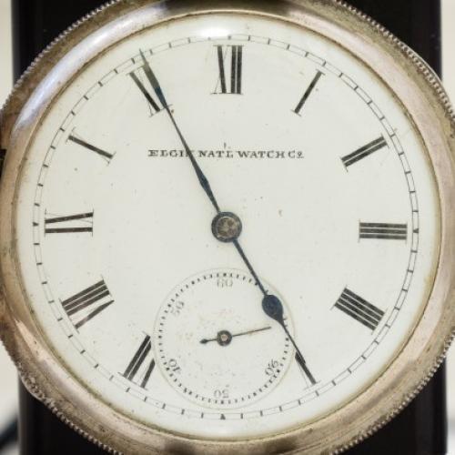 Elgin Grade 41 Pocket Watch