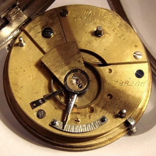 Other Grade British Watch Co Pocket Watch Image
