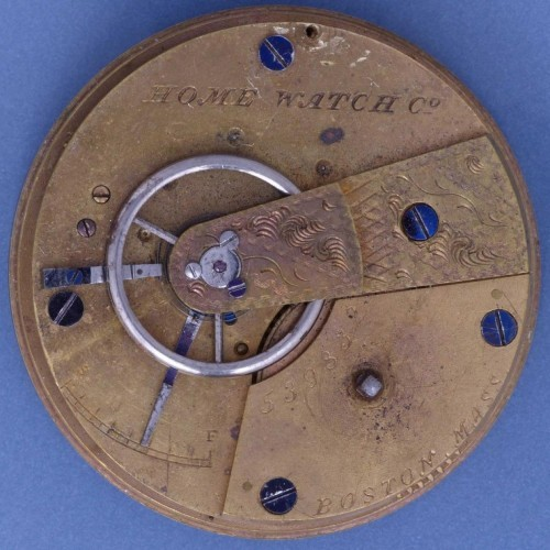 Image of Waltham Home Watch Co. #539832 Movement