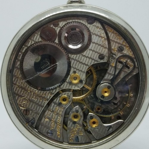 South Bend Grade 227 Pocket Watch Image