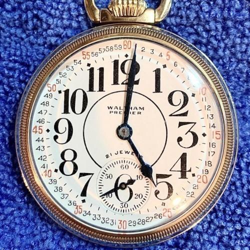 Waltham Grade No. 1621 Pocket Watch Image