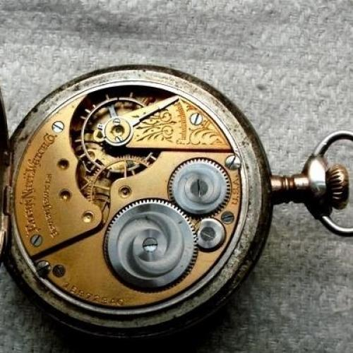 Elgin Grade 293 Pocket Watch Image