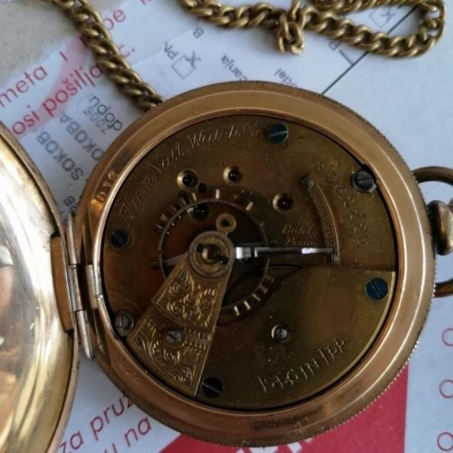 Elgin Grade 10 Pocket Watch