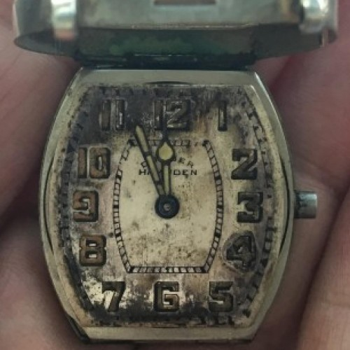 Hampden Grade No. 400 Pocket Watch Image