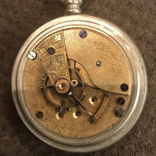 Image of Elgin 74 #2338995 Movement