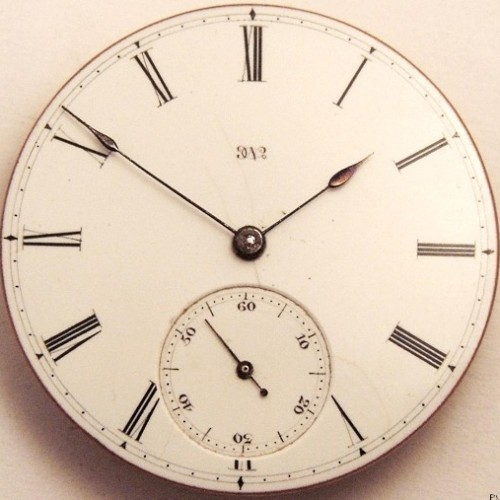 Elgin Grade 29 Pocket Watch Image