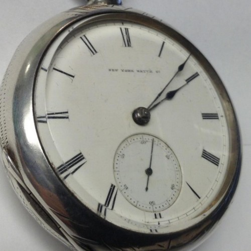 New York Springfield Watch Co. Grade Chas Hayward Pocket Watch