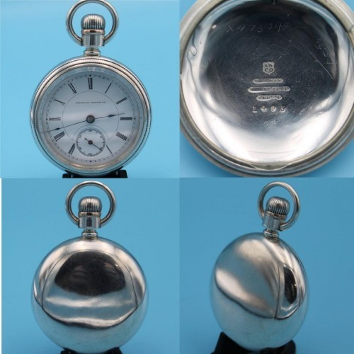 Illinois Grade 5 Pocket Watch Image