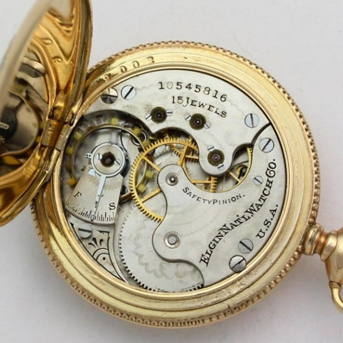 Image of Elgin 216 #10545816 Movement