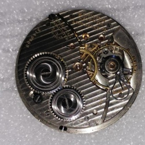 Hamilton Grade 918 Pocket Watch Image