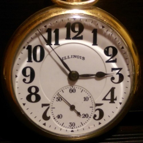 Image of Illinois Bunn Special #3910290 Dial