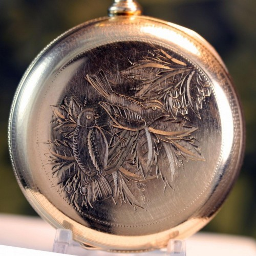 Hamilton Grade 941 Pocket Watch Image