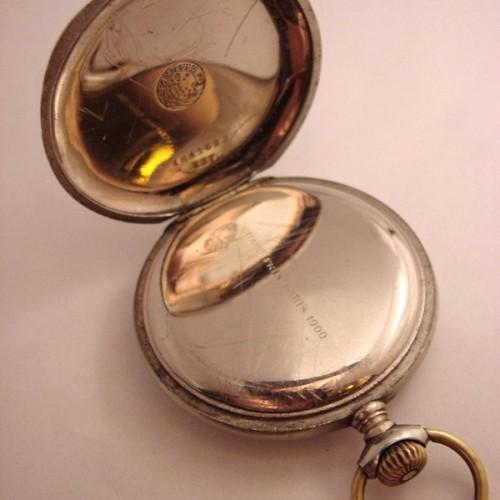 Zenith Grade  Pocket Watch Image