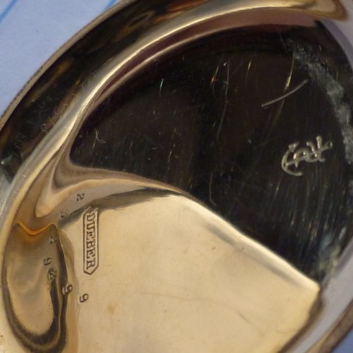 Image of Non-Magnetic Watch Co.  #327498 Case
