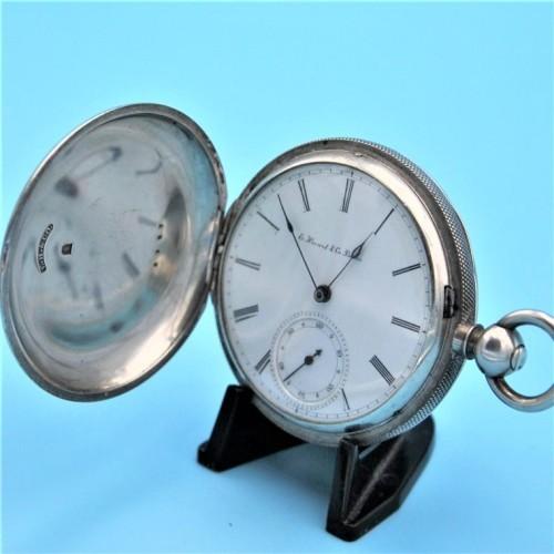 E. Howard & Co. Grade Series III Pocket Watch Image
