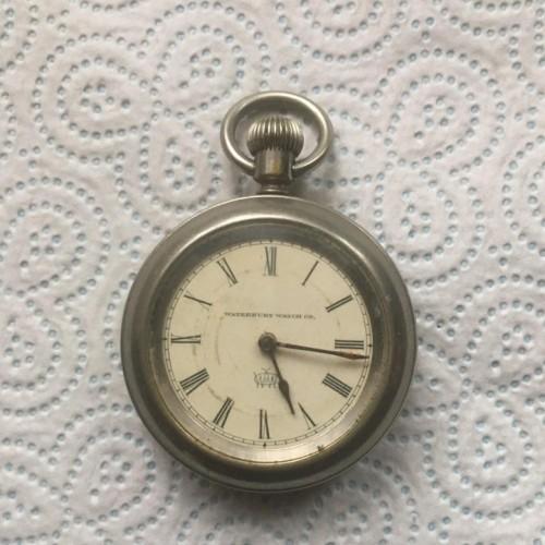 Waterbury Watch Co. Grade  Pocket Watch Image