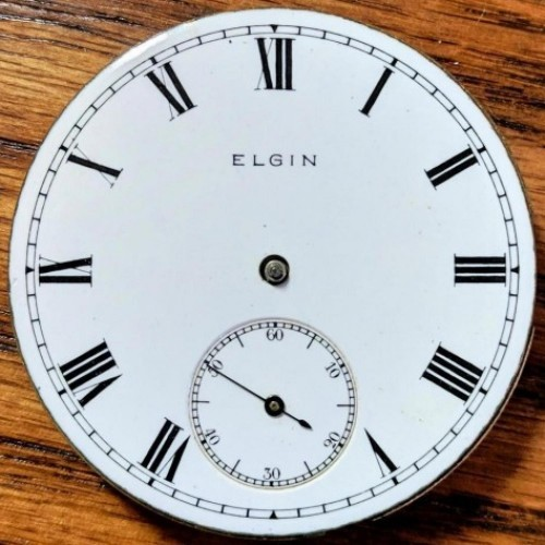 Image of Elgin 292 #18309084 Dial