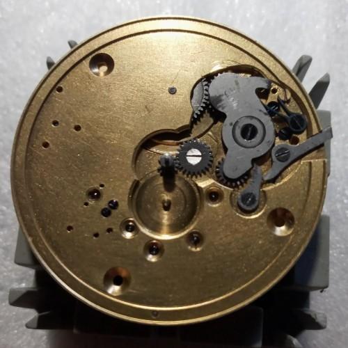 New York Watch Co. Grade Homer Foot Pocket Watch Image