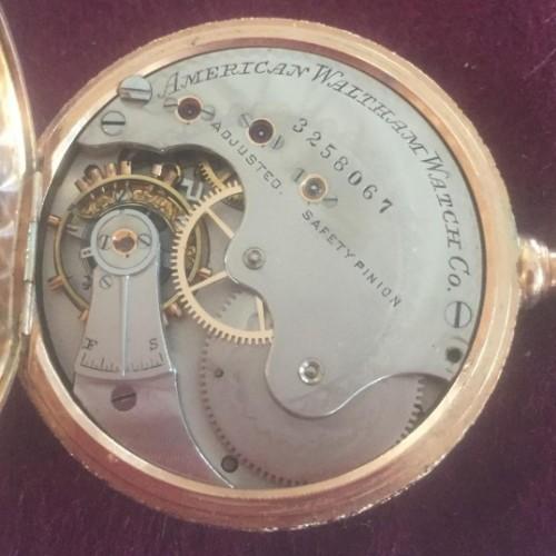 Waltham Grade A Pocket Watch Image