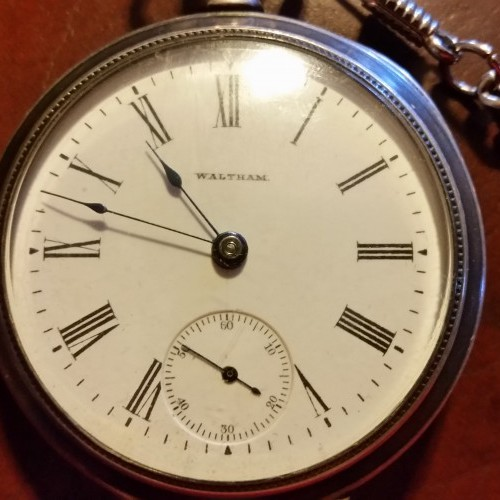 Image of Waltham No. 81 #12429775 Dial