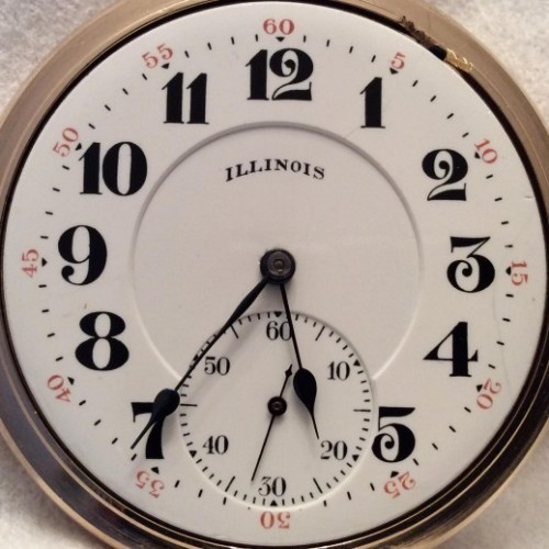 Image of Illinois Bunn Special #3845727 Dial