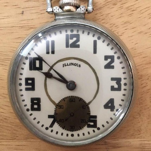 Image of Illinois Bunn Special #3918473 Dial