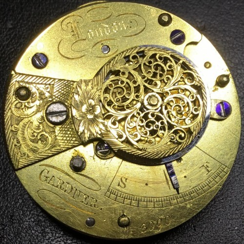 Other Grade Verge - Gardner Pocket Watch Image