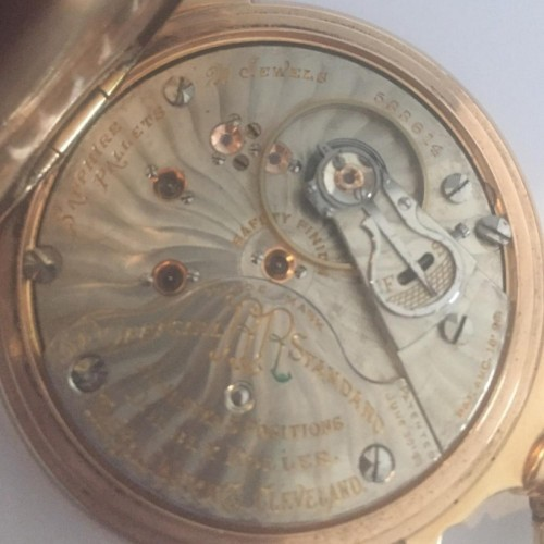 Ball - Hamilton Grade 999A Pocket Watch Image