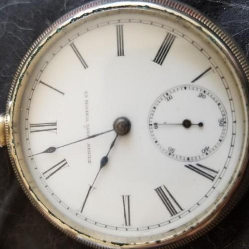 Elgin Grade 97 Pocket Watch