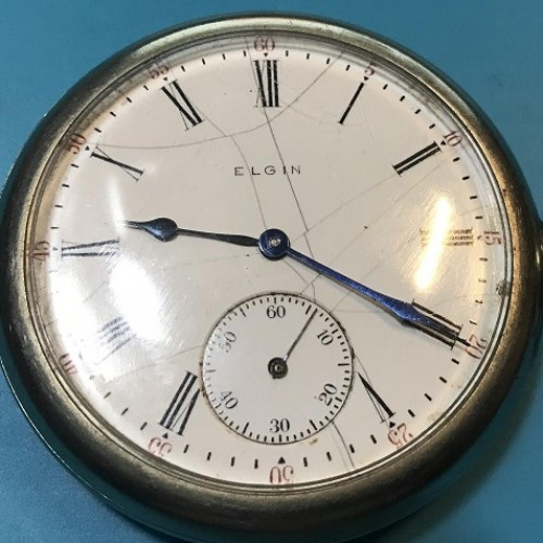 Image of Elgin 290 #15621362 Dial
