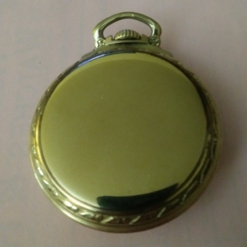 Hamilton Grade 992B Pocket Watch