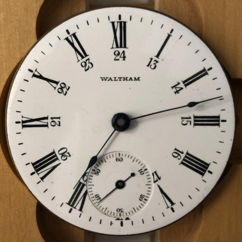 Image of Waltham No. 1 #9956487 Dial