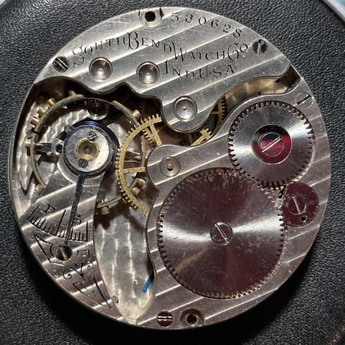 South Bend Grade 260 Pocket Watch Image