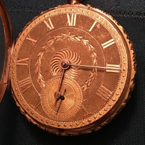 Image of Robert Roskell  #23912 Dial