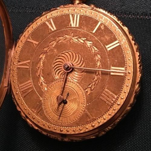 Robert Roskell Grade  Pocket Watch Image