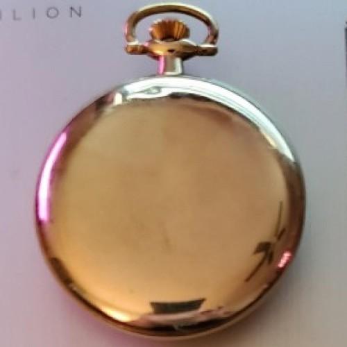 Illinois Grade 504 Pocket Watch Image
