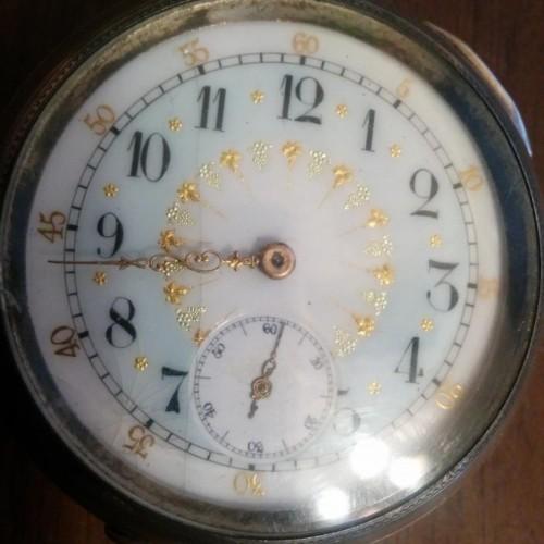 Elgin Grade 106 Pocket Watch Image