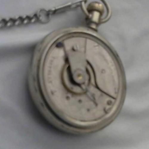 Elgin Grade 288 Pocket Watch Image