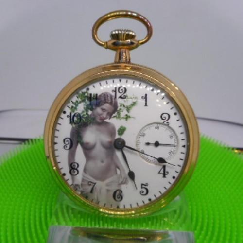 Ball - Illinois Grade  Pocket Watch Image