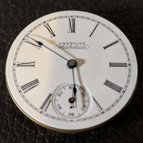 Waltham Grade No. 60 Pocket Watch Image