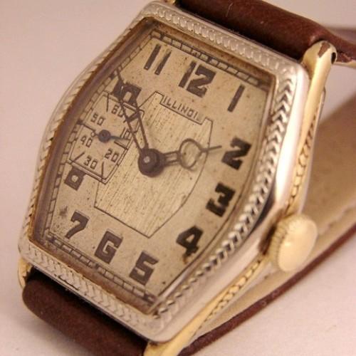 Illinois Grade 903 Pocket Watch Image