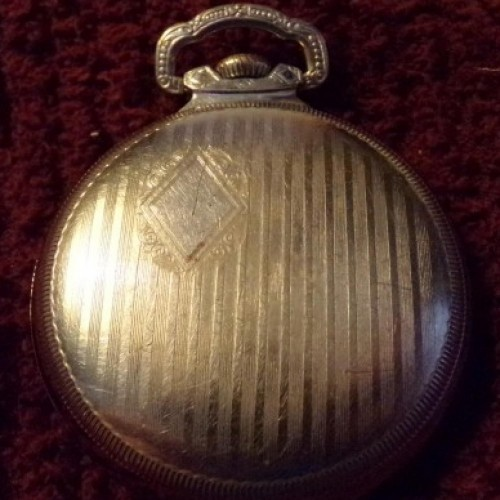 Elgin Grade 348 Pocket Watch Image