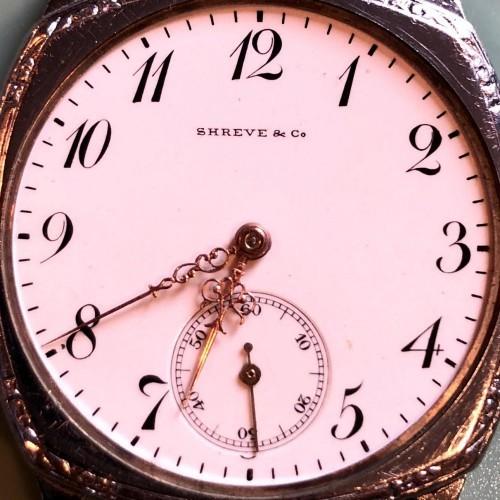 Longines Grade  Pocket Watch Image