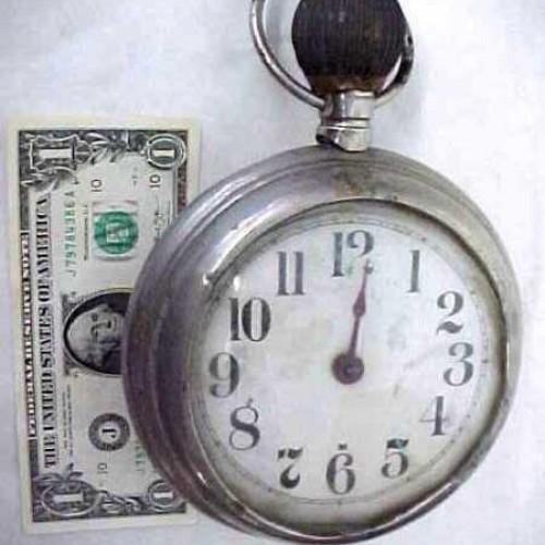 Elgin Grade 471 Pocket Watch