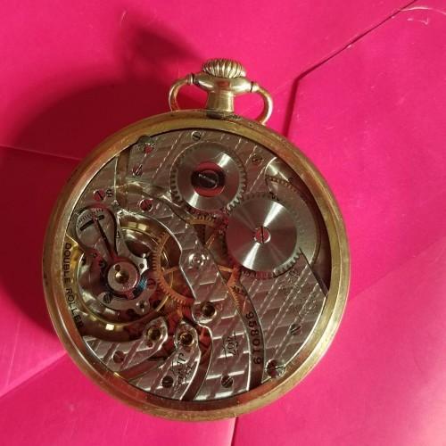 South Bend Grade 407 Pocket Watch Image