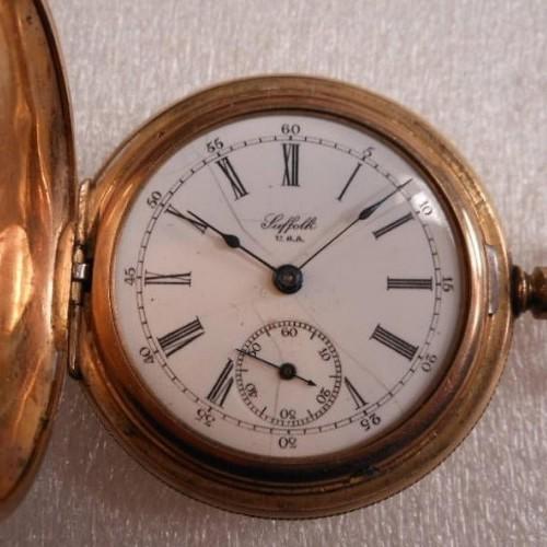 Suffolk Watch Co. Grade  Pocket Watch Image