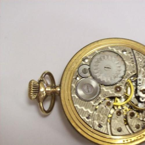 Rockford Grade 561 Pocket Watch Image