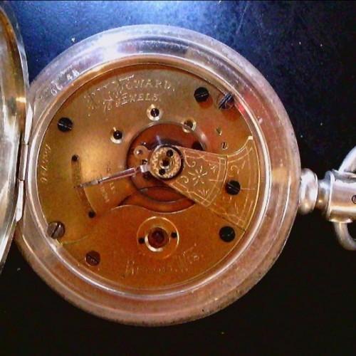 Illinois Grade 2 1/2 Pocket Watch Image